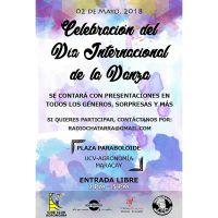 UCV Celebración del Día Internacional de la Danza - 02-04-2018