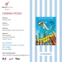 Cinema Picnic - Phantom Boy el 04/08/17