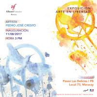 L'art Dans la Vitrine - Arte en Libertad 11/07/2017